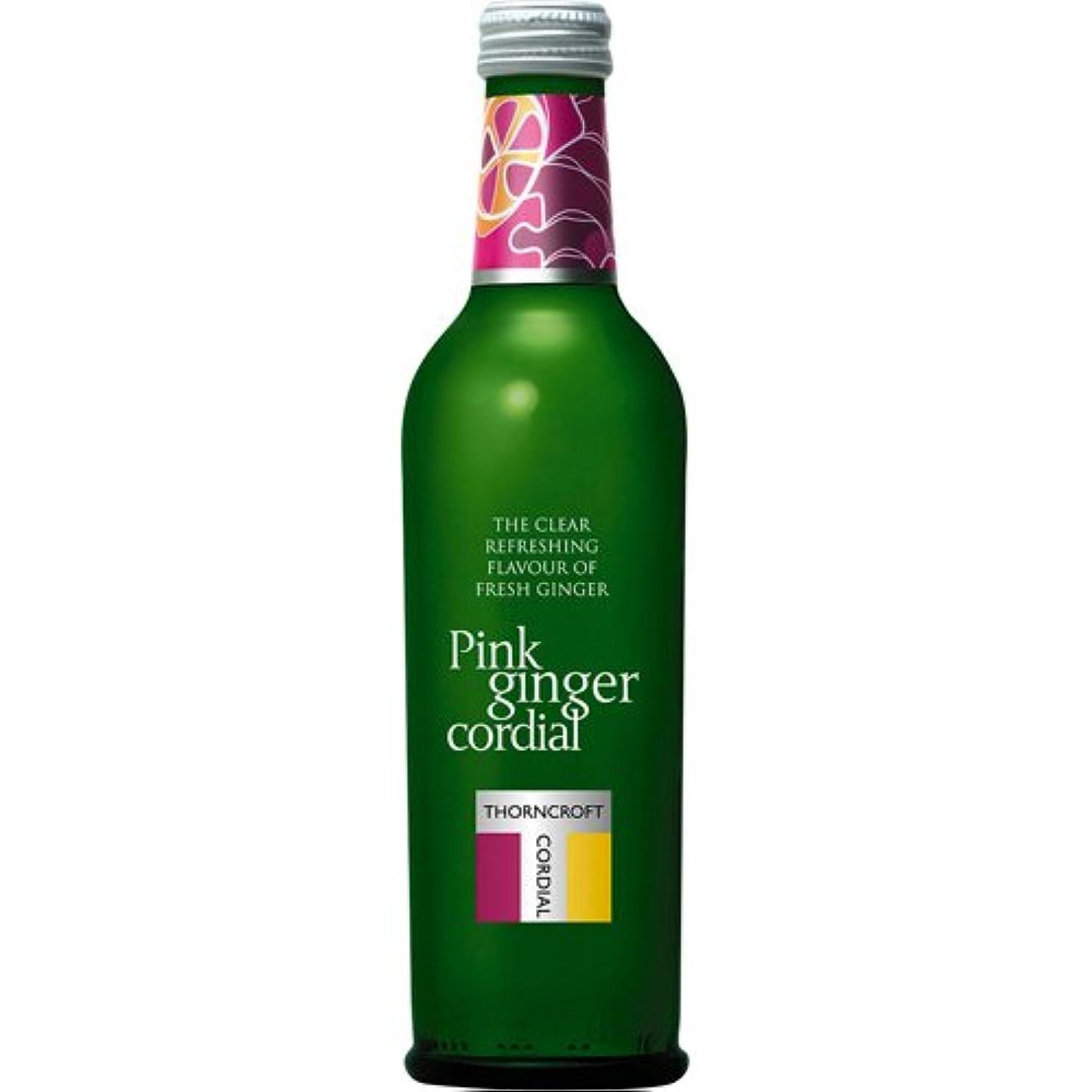 リーガン豊富手書きハーブコーディアル ピンクジンジャー 375ml 健康食品 美容サポート 美容ドリンク [並行輸入品]