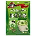 カンロ ノンシュガー抹茶茶館 72g×6袋入×(2ケース)