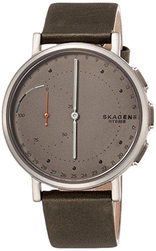 [スカーゲン] 腕時計 Signatur ハイブリットスマートウォッチ SKT1114 メンズ 正規輸入品 グリーン