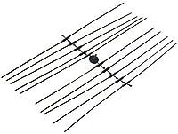 Flymoミニトリムジュリンライントリマーライン - 20のパックに合わせてバルクハードウェアBH00313より細い切断線