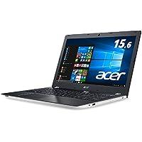 Acer ノートパソコン AspireE15 E5-575-H58G/W(ホワイト) Windows10/Core i5/15.6インチ/8GB/1TB