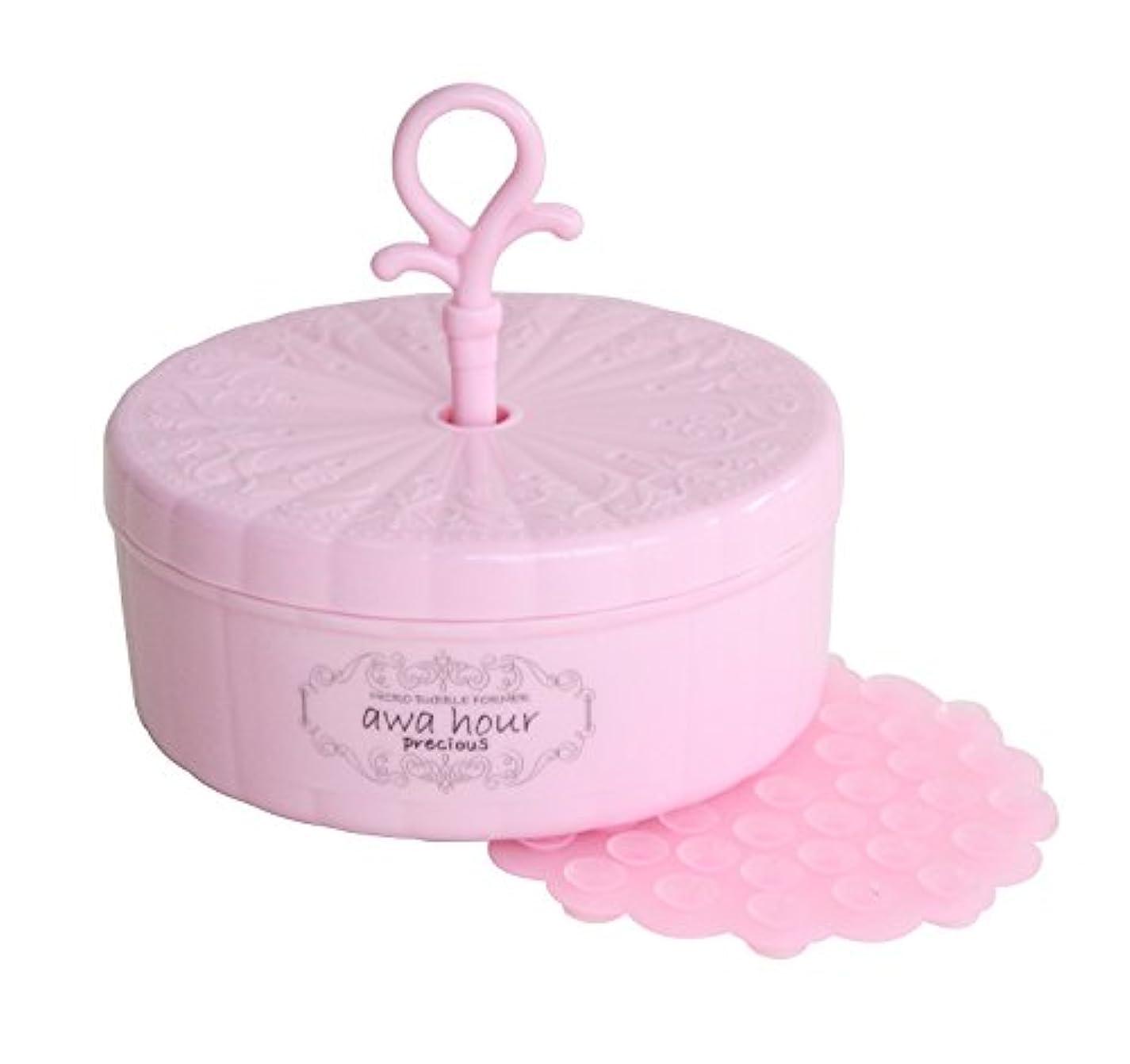 聴く最初にベース富士 awahourあわわpreciousプレシャス ピンク 1個