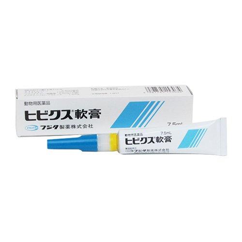 フジタ製薬 ヒビクス 軟膏 7.5ml