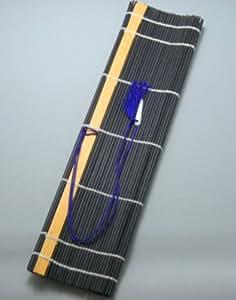 筆巻き カラー 竹/黒