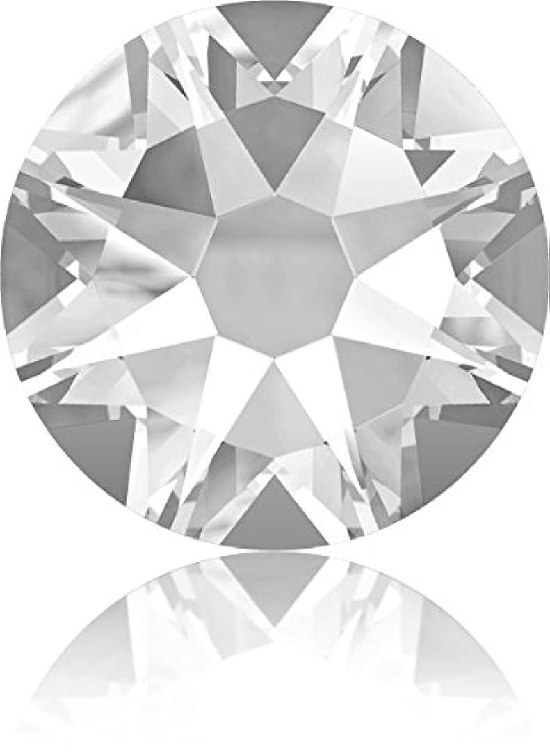 リーフレット麻痺拍車ネイルアートパーツ クリスタル SS12:3.0~3.2mm 1440P