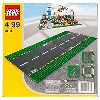 LEGO (レゴ) 4110 City Town Straight Road Plates ブロック おもちゃ (並行輸入)