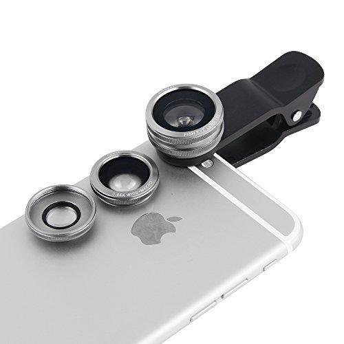 Apexel 3in1 カメラレンズキット APL-CX3