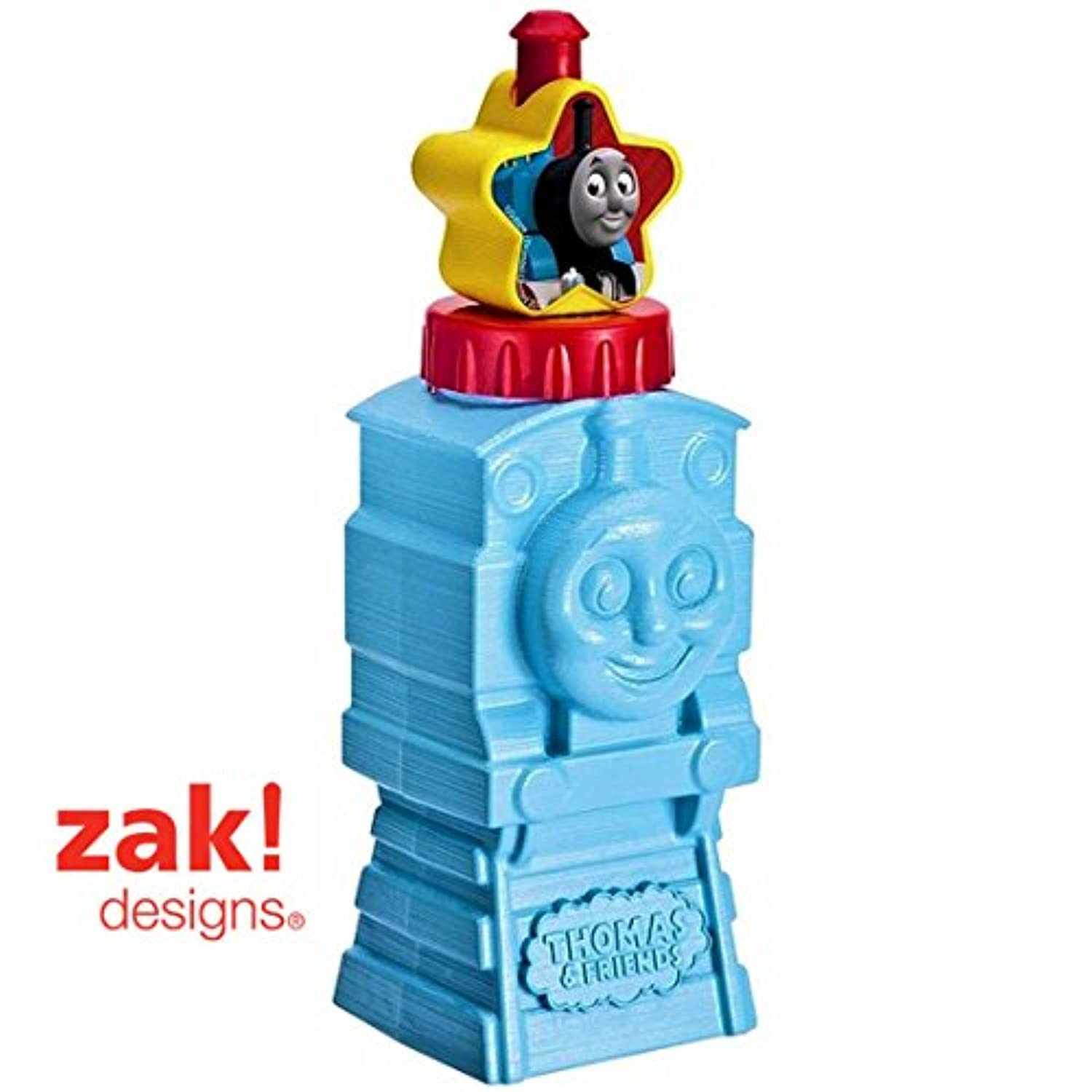 Thomas the Train Shaped Water Bottle by Zak Designs