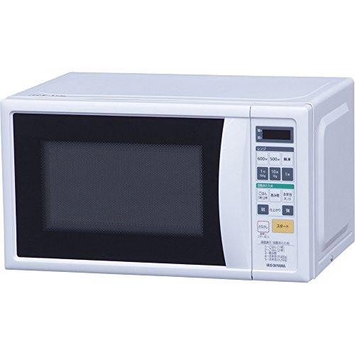 アイリスオーヤマ 電子レンジ 17L 50Hz専用 東日本 ...