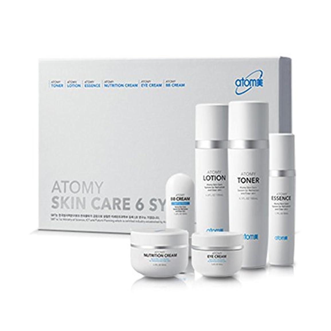 スツール送信する削る[Atom美 アトミ/ Atomy] Atomi Skin Care 6 System/スキンケア6システム+[Sample Gift](海外直送品)
