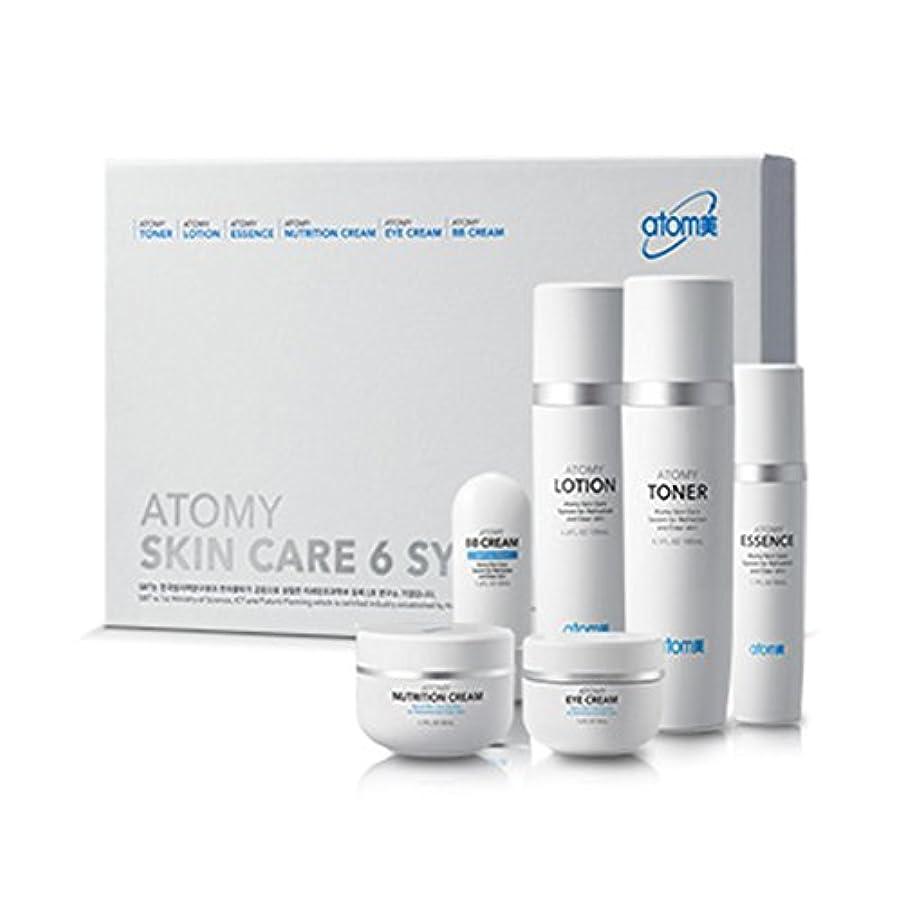 専門用語トレーニングメディック[Atom美 アトミ/ Atomy] Atomi Skin Care 6 System/スキンケア6システム+[Sample Gift](海外直送品)