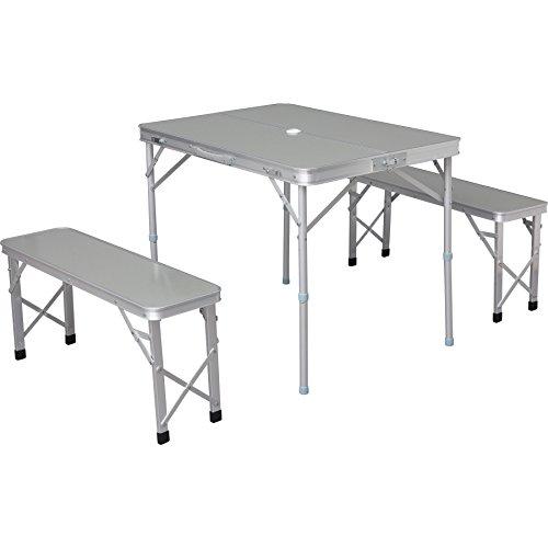 アイリスプラザ:テーブルベンチセット