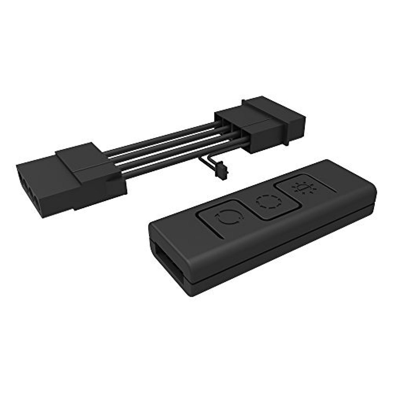 超えて気味の悪い輝度Cooler Master Wired RGB Controller C10L 3 Mode Ideal for RGB Case Coolers and Radiators Fans [並行輸入品]