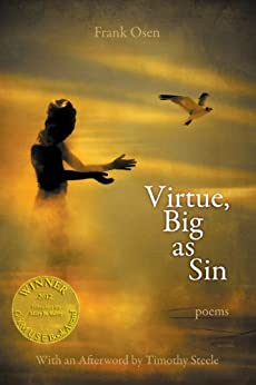 Virtue, Big as Sin - Poems by [Osen, Frank]