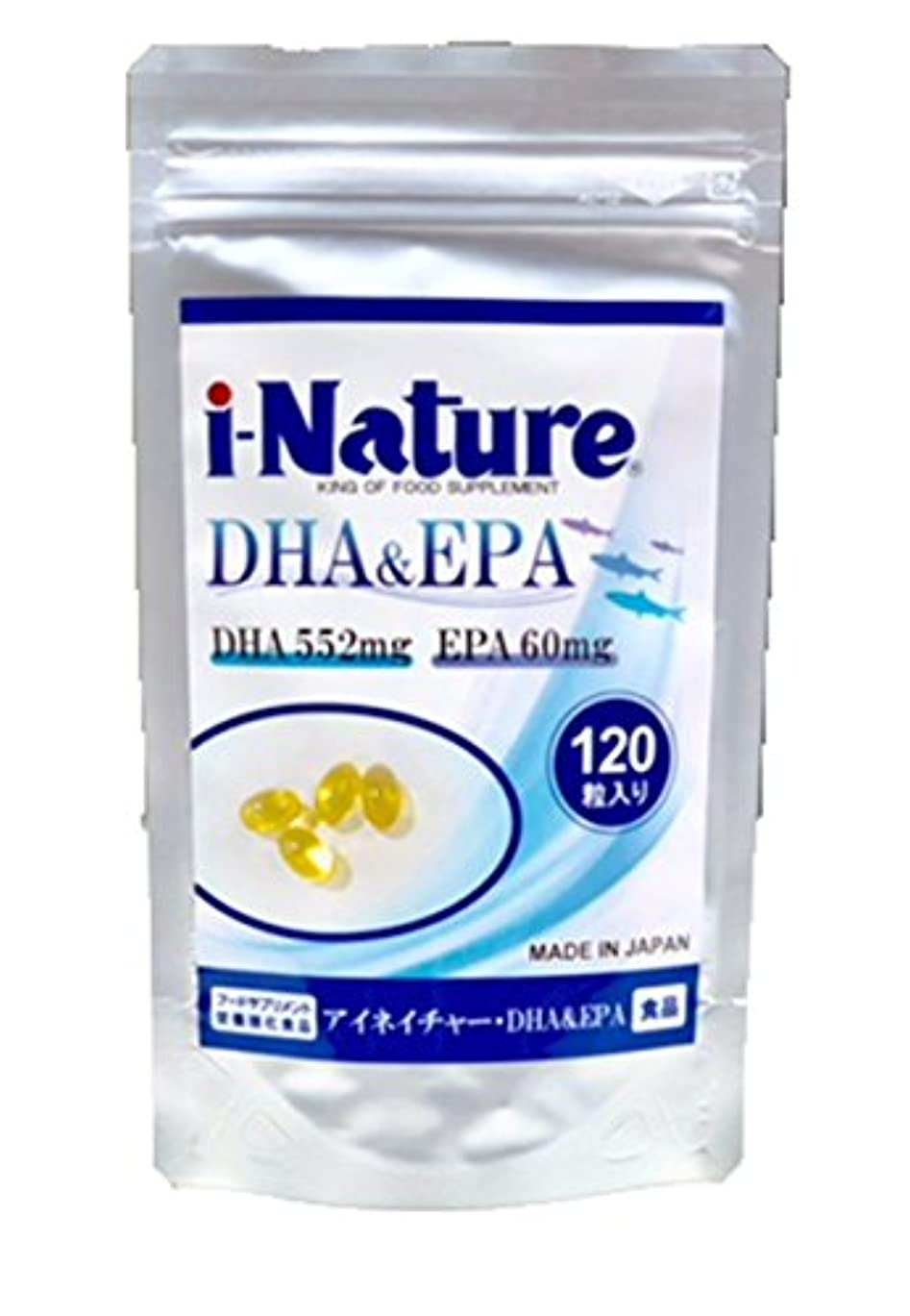 i-Nature DHA&EPA