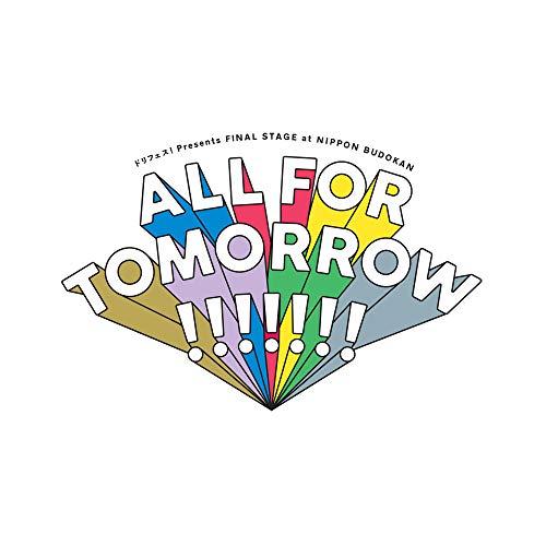5次元アイドル応援プロジェクト『ドリフェス!』Presents FINAL STAGE at NIPPON BUDOKAN「ALL FOR TOMORROW!!!!!!!」LIVE Blu-ray
