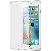 iPhone6s plus/iPhone 6 plus 強化ガラスフィルム Eonfine 保護フィルム 全面 4d 曲面 超薄 フィルム 硬度9H ラウンドエッジ加工 クリア