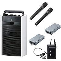TOA 800MHz帯デジタルワイヤレスアンプ/ダイバシティ  WA-2800+WTU-1820X2+WM-1220X2+WM-1320