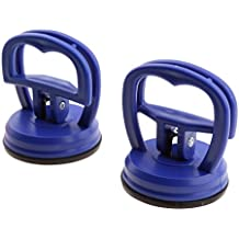 MagiDeal 2 Pcs LCD Screen Opening Heavy Duty Remover Sucker Pull Suction Cup For iMac iPhone iPad iPod Samsung, Samsung Tab - Navy