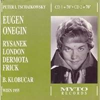 Tchaikovksy: Eugene Onegin