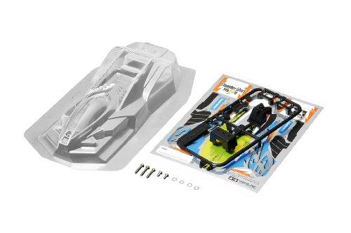 タミヤ ミニ四駆限定シリーズ サンダーショット Mk.II クリヤーボディセットII 95015