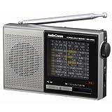 オーディオコム ワイドFM/AM/SW ハンディ短波ラジオAudioComm RAD-S520N