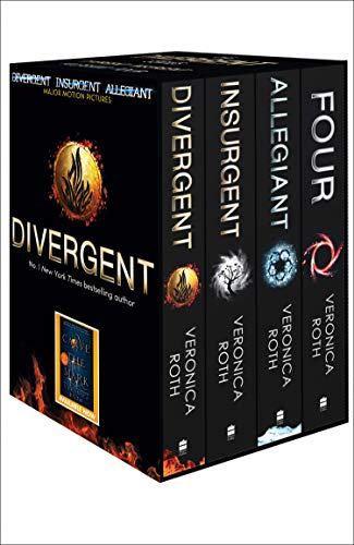 HarperCollins『Divergent Series Ultimate Four-Book Box Set』