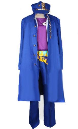 ジョジョの奇妙な冒険 空条承太郎 衣装 コスプレ衣装 アニメ グッズ オーダメイド対応可能 Eli beauty