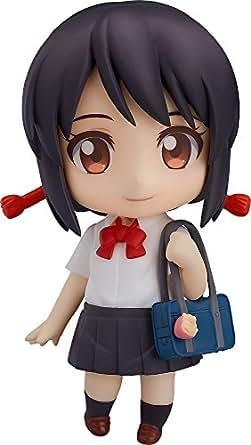 【Amazon.co.jp限定】ねんどろいど 君の名は。 宮水三葉 特典 ねんどろいどぷらす スタンド付きアクリルキーチェーン 宮水三葉 付き