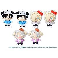 Yuri on Ice×Sanrio characters ぷちぬいマスコット BOX