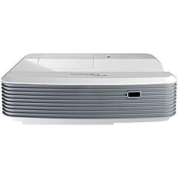 オプトマ WXGA・3D対応 超短焦点 DLPプロジェクター W320UST