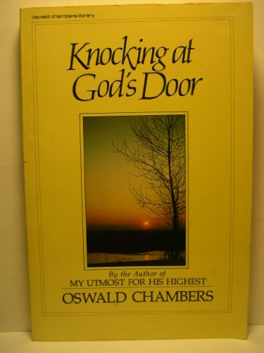 Download Knocking at God's Door 031061001X