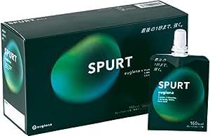 SPURT-スパートーゼリー飲料 グレープフルーツ味 ユーグレナ 180g×6個