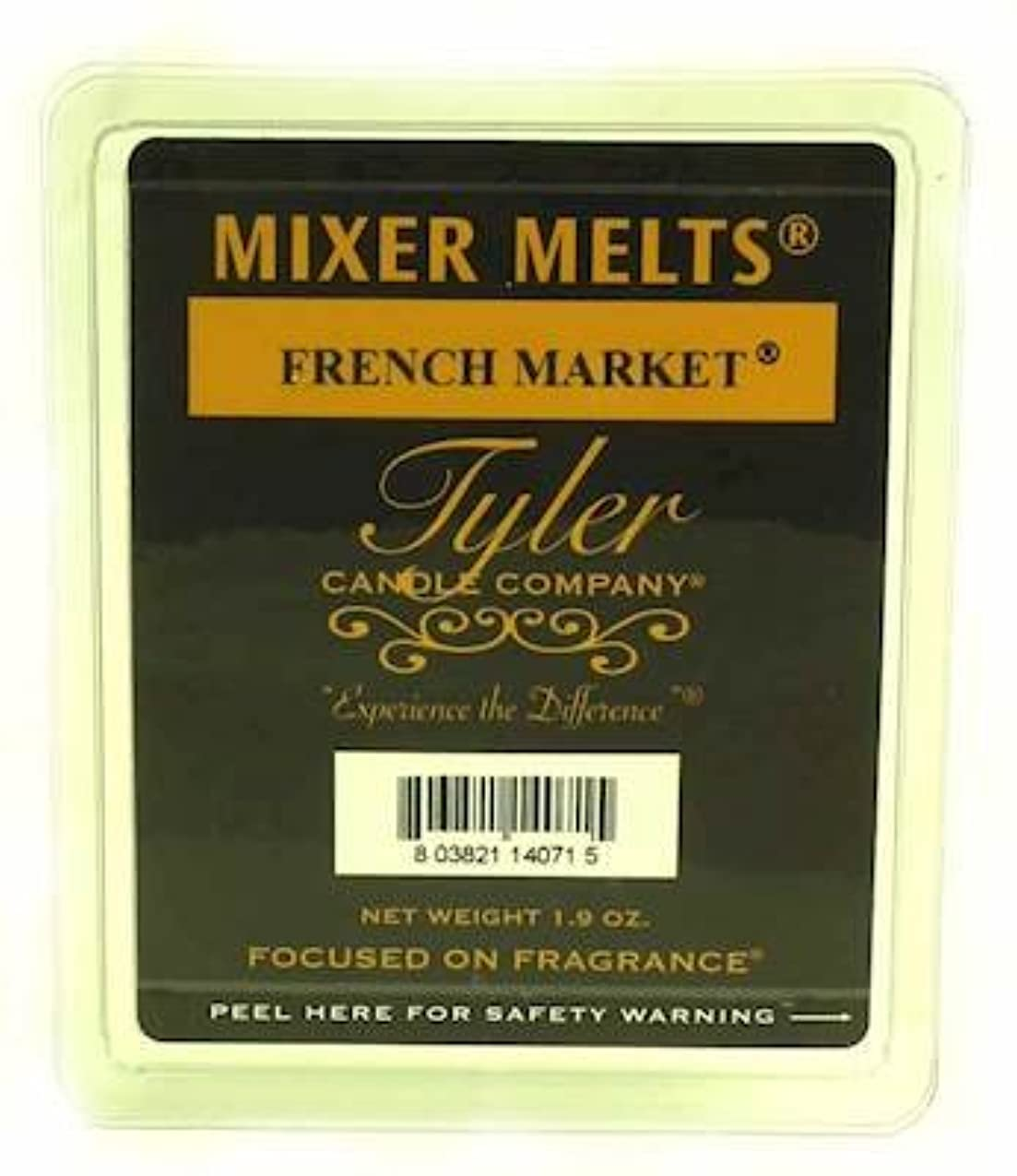 Tyler Candles Mixer Melts - French Market by Tyler Company