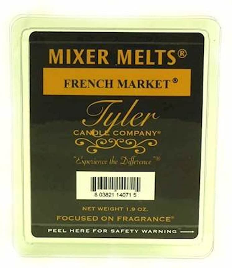 インポートエントリ誰かTyler Candles Mixer Melts - French Market by Tyler Company
