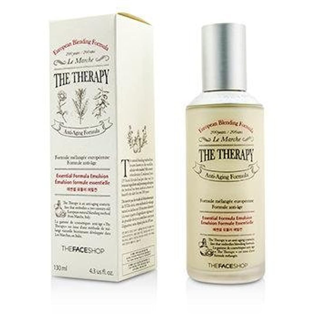THE FACE SHOP ザ テラピー エッセンシャル フォミュラー エマルジョン / THE THERAPY ESSENTIAL FOMULA EMULSION (130ml)