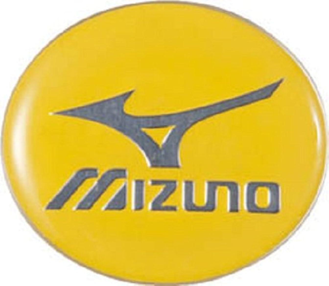 氏日記バーガーミズノ(MIZUNO) 取替え式グリップエンドバッジ 6ZA200