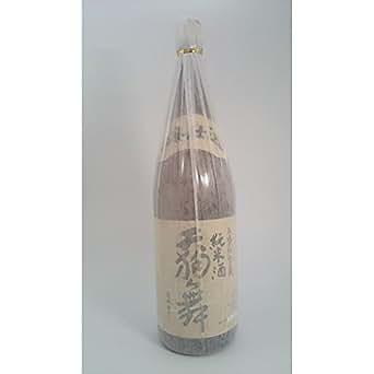 天狗舞 山廃仕込 純米酒 1.8L 1本
