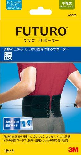 フツロ 腰サポーター ふつう〜大きめサイズ(1枚入)