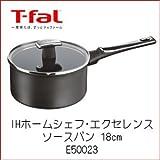 ティファール IHホームシェフ・エクセレンス ソースパン 18cm T-fal E50023