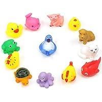 Koustyle お風呂用おもちゃ 水遊び 海洋動物おもちゃ 大人気のおもちゃ