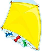 Scholastic先生の友人Kite NOTEパッド、複数の色( tf6058)