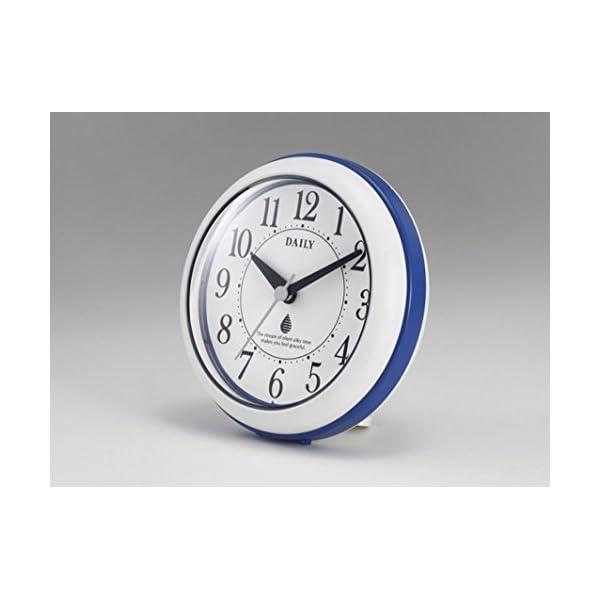 リズム時計 DAILY 掛け時計 防滴防塵 ア...の紹介画像6