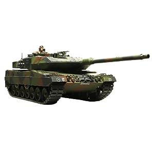 タミヤ 1/35 ミリタリーミニチュアシリーズ No.271 ドイツ連邦軍 主力戦車 レオパルト2 A6 プラモデル 35271