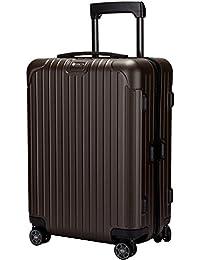 リモワ RIMOWA サルサ 37L 4輪 810.53.38.4 キャビンマルチホイール キャリーバッグ マットブロンズ SALSA Cabin MultiWheel スーツケース [並行輸入品]