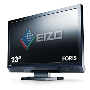 NANAO FORIS 23インチ TFTモニタ 1920x1080 DVI-D24Pin D-Sub15Pin HDMI ブラック FS2332-BK