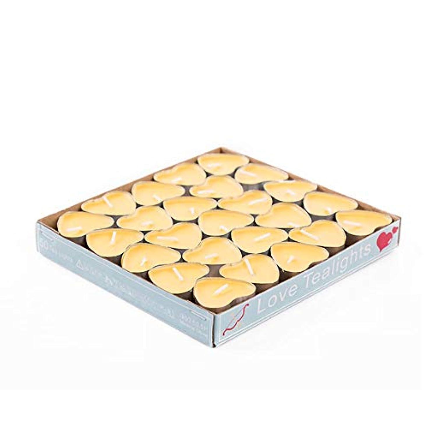 心理的普遍的な三角形Hwagui 心の形 アロマキャンドル キャンドル アロマキャンドル キャンドル バターキャンドル 温かいお茶キャンドル 香りのキャンドル ギー ティーワックス 50個 2時間 ZH006