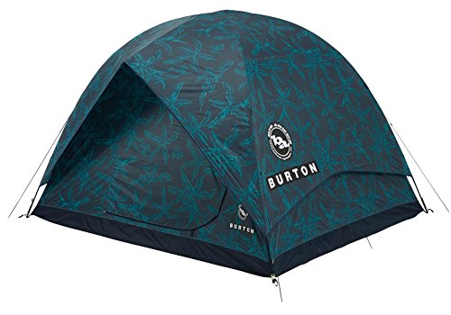 BURTON x Big Agnes RABBIT EARS 6 TENT(Tropical-Print,6人用)