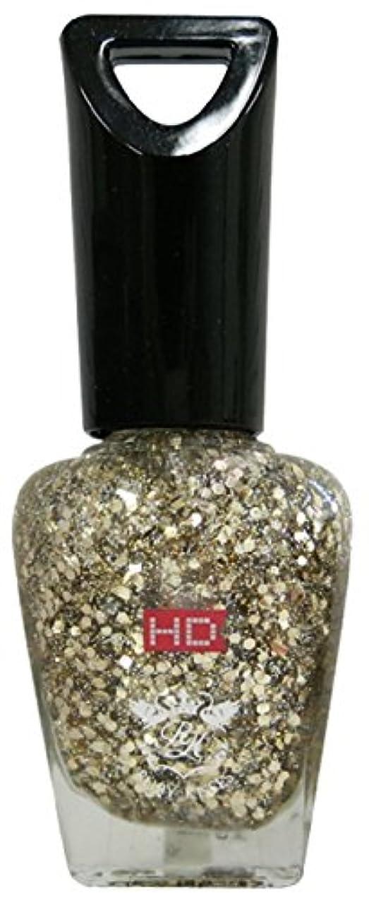 異なる支援畝間HDポリッシュ Golden Top Coat HDP507J