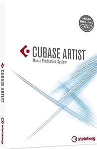Steinberg スタインバーグ DAWソフトウェア CUBASE ARTIST 9 通常版 CUBASE ART /R